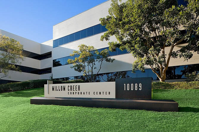 10089 Willow Creek Road -- Photo courtesy of JLL
