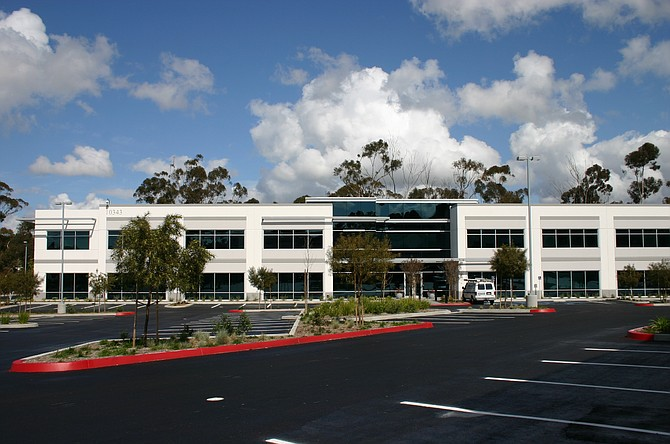 Horizon Tech Center – Photo courtesy of KBS REIT II