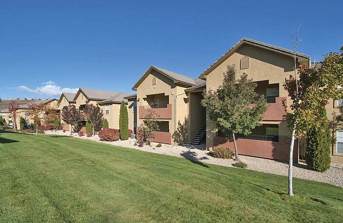 Bristol Bay Apartments in Sparks, Nev. -– Photo courtesy of Sunroad Enterprises
