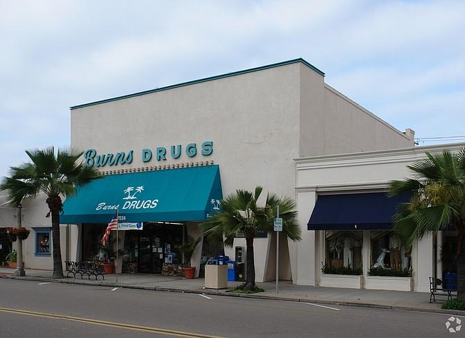 7824 Girard Ave., La Jolla -- Photo courtesy of CoStar Group