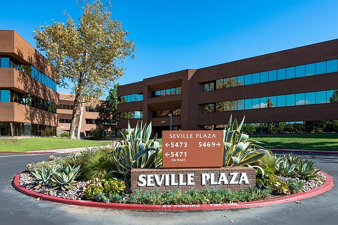 Seville Plaza -- Photo courtesy of JLL