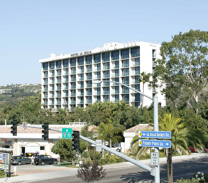 Hotel La Jolla – Photo courtesy of CoStar Group