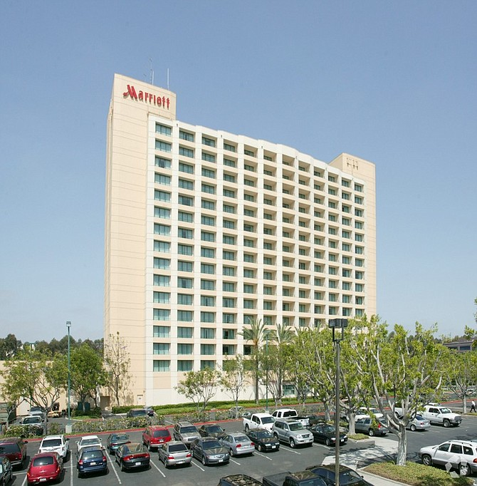 San Diego Marriott Mission Valley – Photo courtesy of CoStar Group