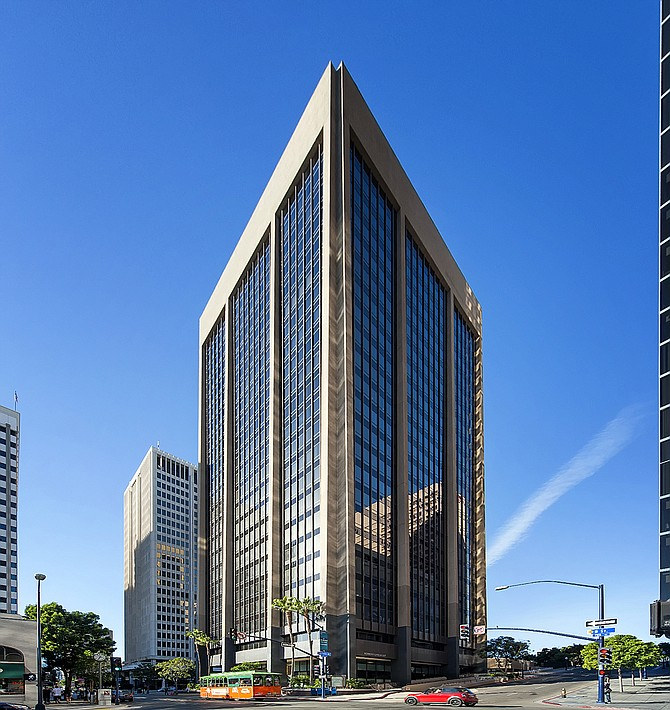 Downtown Tower Owners Get 53 Million In Refinancing San