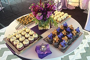 Behind the Scenes has worked with the San Diego Symphony for the past four summers, providing catering for the people who attend the Summer Pops events. Photo courtesy of Behind the Scenes Catering and Events