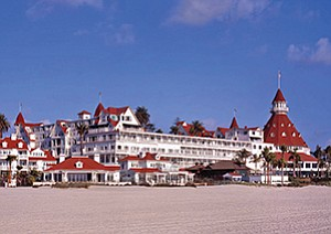 The local region's biggest hotel deal of 2015 was a $598 million transaction that returned Hotel del Coronado to majority ownership by Blackstone Group, according to a report by brokerage firm Atlas Hospitality Group. Photo courtesy of Hotel del Coronado