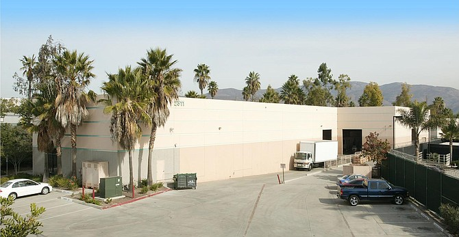 2311 Marconi Court, Otay Mesa -- Photo courtesy of Pacific Coast Commercial