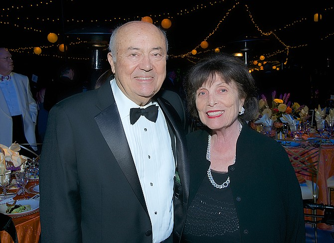 Andrew and Erna Viterbi -- Photo courtesy of The Old Globe