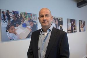 Social Needs: Bobby Turner at Santa Monica office of Turner Impact Capital.