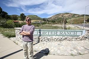 'Going to Fight': Matt Pakucko in Porter Ranch.