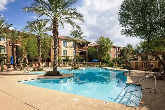 Aderra Condominiums, Phoenix, Ariz. – Photo courtesy of Pathfinder Partners LLC