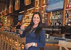 Gina Champion-Cain, CEO of Patio Restaurant Group, is representative of the trend of the growth in women-owned restaurants. Her company now owns eight restaurants and has plans to build three more.