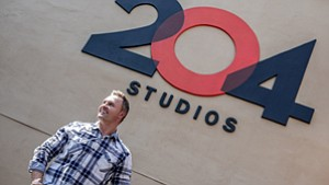 Next Stage?: Alton Butler, owner of Hollywood production studio Line 204, said he would have to rely less on freelancers if a proposed California measure passes.