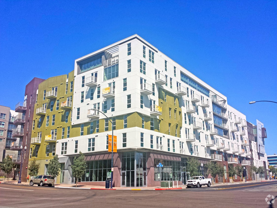 East village apartment building sells for 52 6 million san diego business journal - Apartment buildings san diego ...