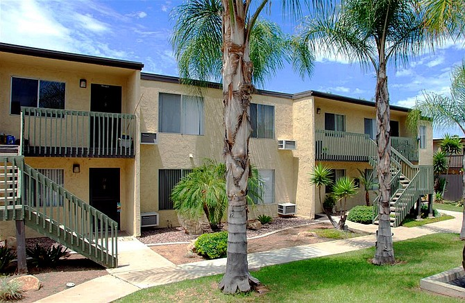 1076 S. Magnolia Ave., El Cajon - Photo courtesy of Apartment Consultants Inc.