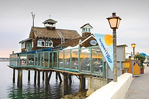 The lease held by current operators of Seaport Village is set to expire in 2018, and the port district is seeking developer proposals for new elements. Photo courtesy of Unified Port of San Diego