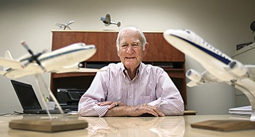 Ted Vallas says he and his investors have spent $20 million over the last six years trying to establish a commercial airline at McClellan-Palomar Airport in Carlsbad.