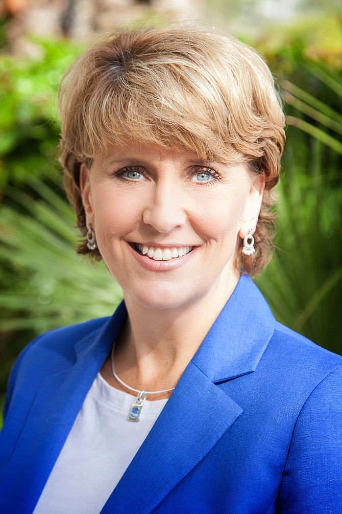 Mary Lee Blaylock -- Photo courtesy of Berkshire Hathaway HomeServices California Properties