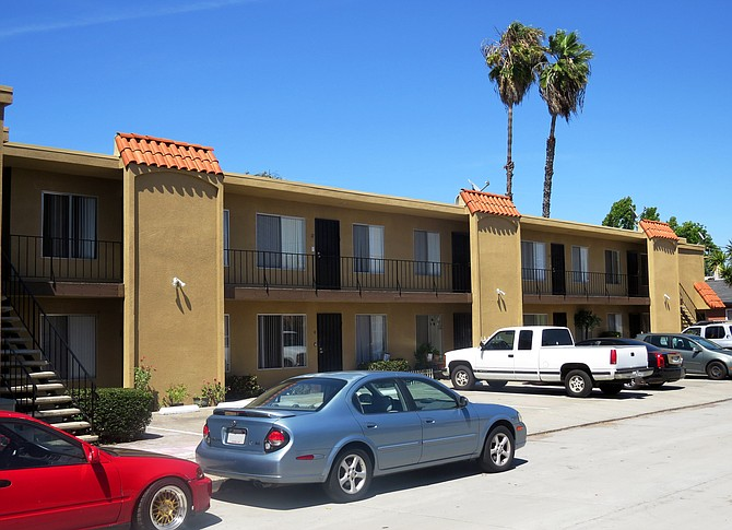 4405 Menlo Ave. -- Photo courtesy of Apartment Consultants Inc.