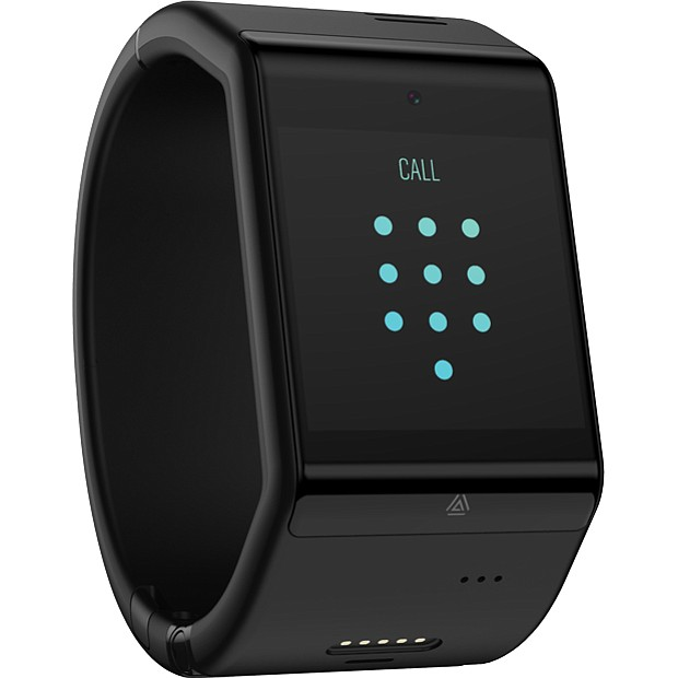 I.am+'s smartwatch, Dial
