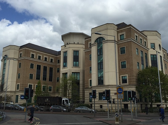 Office building in Reading, England – Photo courtesy of Westcore Europe
