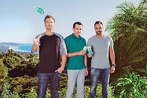 Kent Harrington, Mitchell Compton II, and Michael Reidy are the founders of Coconut Beach.The Entrepreneurs thought they could 'democratize the space' making coconut water and other product more affordable through high volume and low margins. Images courtesy of Coconut Beach Food and Beverage LLC