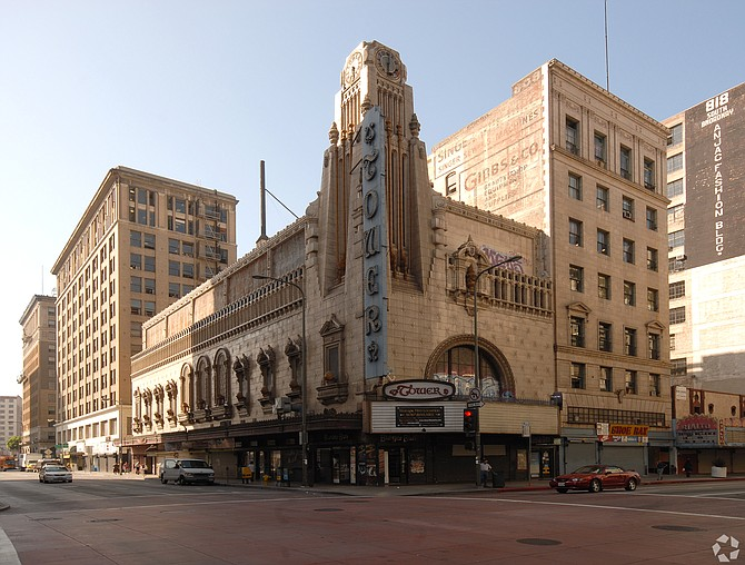 Apple is in the in the process of securing a lease for retail space at the historic Tower Theater downtown at 800 S. Broadway.