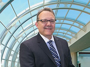 Clifford Rippetoe, new CEO of the San Diego Convention Center Corp., plans to focus on expanding and renovating the downtown facility. Photo courtesy of the San Diego Convention Center Corp.