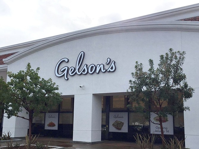 The first local store of Gelson's Markets opened in January in Del Mar -- Photo courtesy of Gelson's Markets