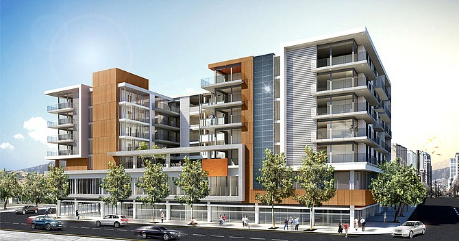 Rendering courtesy of The Richman Group of California Development Co.