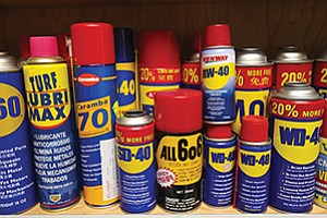As a worldwide brand, WD-40 Co. faces considerable challenges enforcing patent protections for its lubricant formulas and also trademarks of its packaging.
