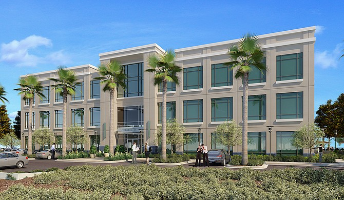 Eastgate Summit – Rendering courtesy of Irvine Company