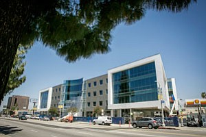 Ventana Medical Center on Ventura Boulevard.