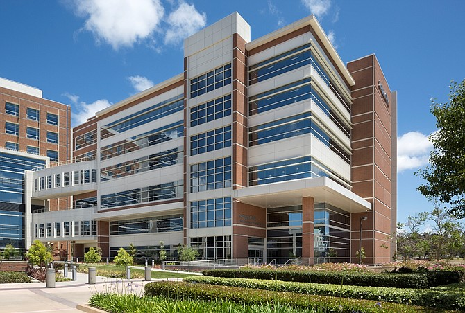 John R. Anderson V Medical Pavilion -- Photo courtesy of Scripps Health
