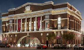 Rendering: Sagamore Pendry Baltimore