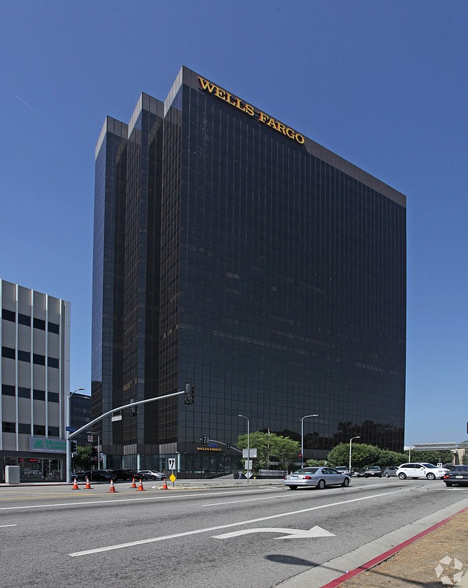 The Wilshire Boulevard building in Brentwood sold for $311 million.