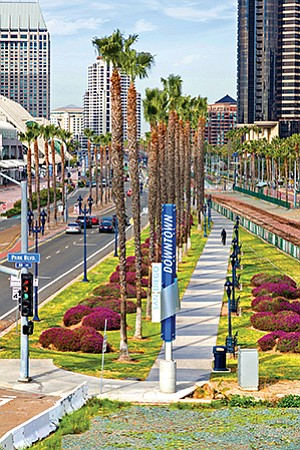 Wayfinding uses a variety of methods to get you to your destination while allowing for course deviations to discover other people, places, and points of history. The push to make cities more livable, walkable and tourist-friendly is a boon to wayfinding business.