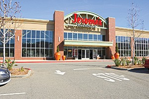 Jerome's Furniture's Corona store in Riverside County is shown here. The San Diego-based retailer recently opened in Fountain Valley, its third Orange County store and 12th showroom location in Southern California. Photo courtesy of Jerome's Furniture
