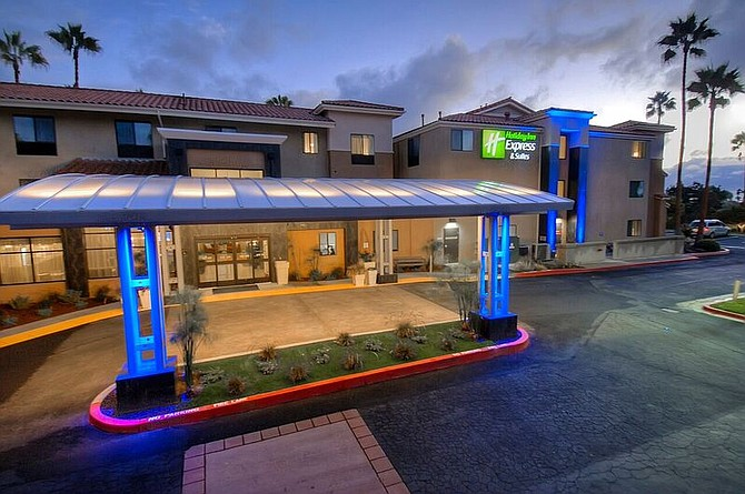 Holiday Inn Express & Suites Carlsbad Beach – Photo courtesy of RAR Hospitality