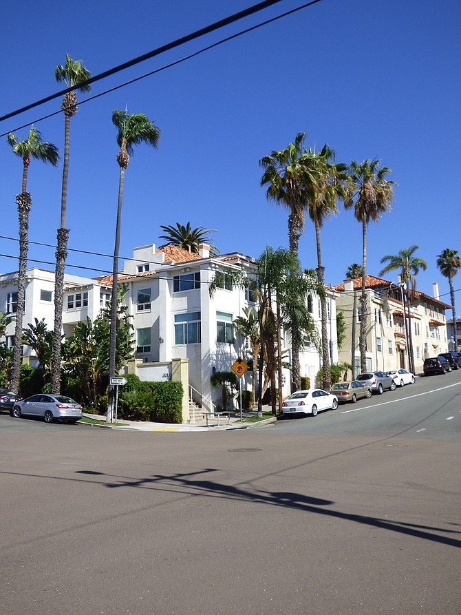 2011 Front St., San Diego – Photo courtesy of Colliers International Group Inc.