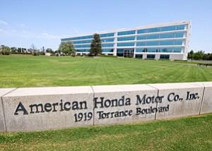 South Bay: Torrance office of Honda Motor Co. Ltd.