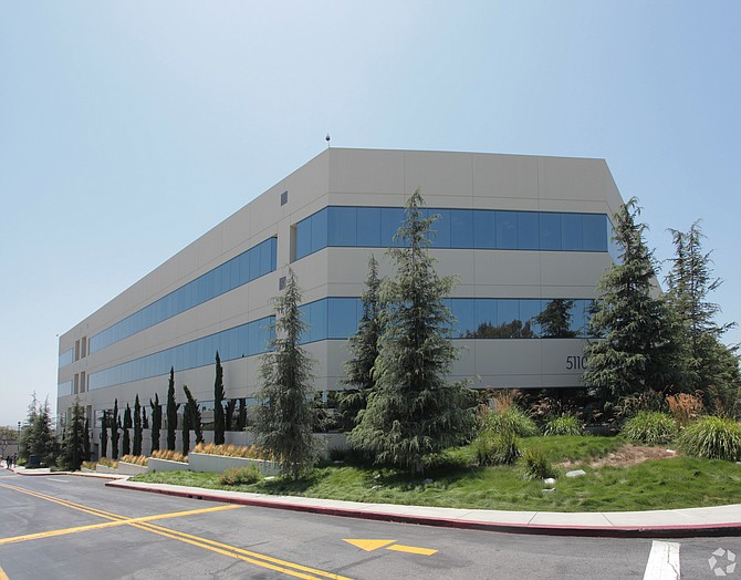 LPC Realty Advisors I bought the six-building Wateridge campus in Ladera Heights on behalf of a public pension fund for $135 million, or about $240 a square foot.