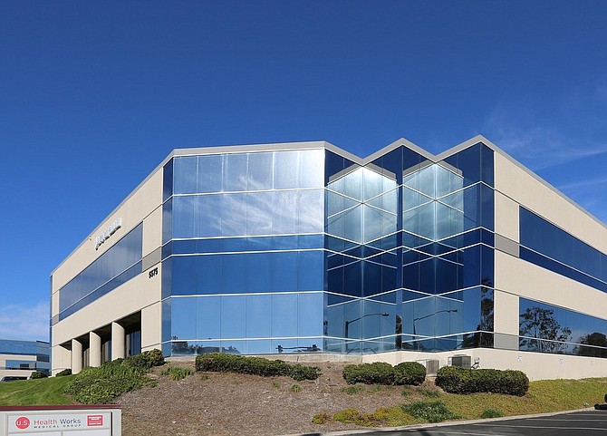 Four Points Business Park – Photo courtesy of Mesa West Capital
