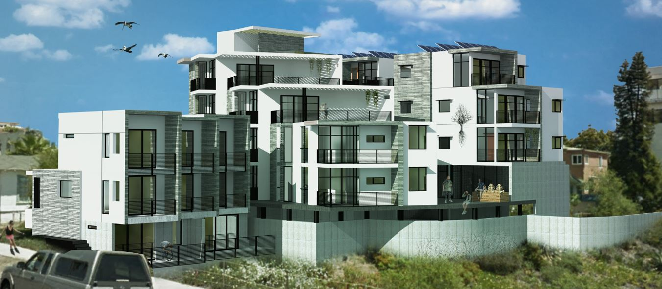 Developer Secures Financing for North Park Apartment Project | San