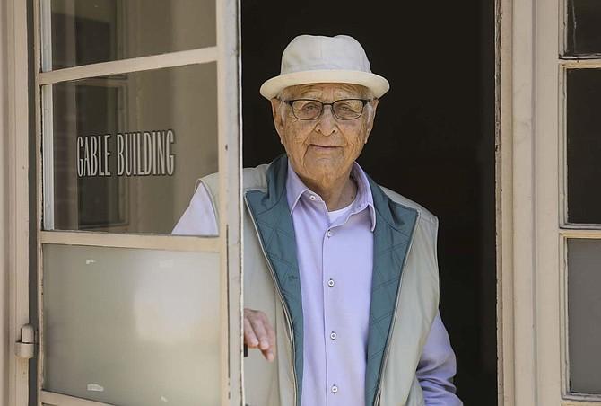 Norman Lear. Photo by Ringo H.W. Chiu/LABJ