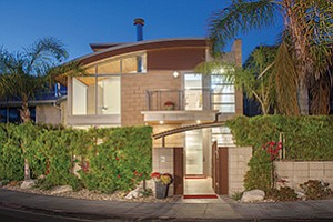 A home at 330 Playa Del Sur in La Jolla is on the market for $3.65 million. Photo courtesy of P.S. Platinum Properties