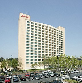 Big local hotel property deals of the first half included the $76 million purchase of the 350-room San Diego Marriott Mission Valley, by an affiliate of Connecticut-based Wheelock Street Capital LLC - Photo courtesy of CoStar Group