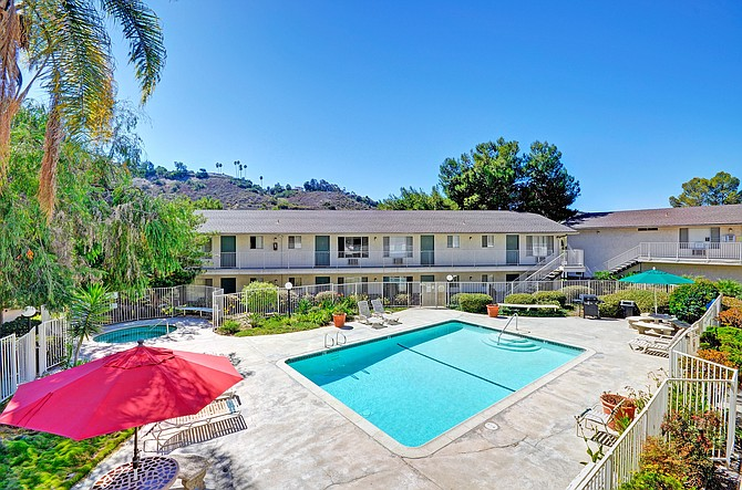 San diego apartment complex sells for million san - Apartment complexes san diego ...