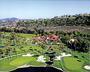 San Francisco-based Bay Club Co. recently purchased Fairbanks Ranch Country Club in Rancho Santa Fe from its members, for an undisclosed price. Photo courtesy of CBRE Group Inc.