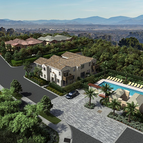 Rendering courtesy of Cornerstone Communities, Presidio Residential Capital